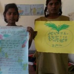 From Left Sayogita and Sangita Barsthi Jaunpur - Poster