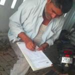Hariharpur Rani Srawasti - Signature (5)