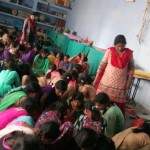 Nautanva Mahrajganj -Class Room Activites