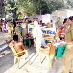 Shivgarh Pratapgarh -Rally
