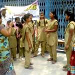 Rally Thekma Azamgarh 4