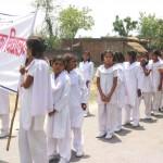 Rally Tejwapur Bahraich 1